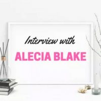 Coloring Queen Interview with Alecia Blake